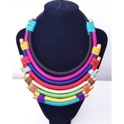 Collier  « Tribal 8 »
