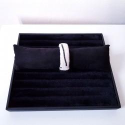 Bracelets en Bogolan